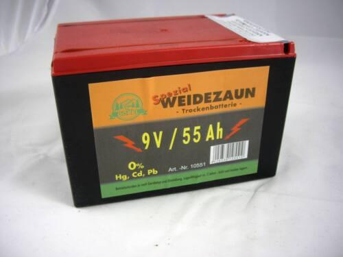 Pradera batería 9 voltios 55 ah zinc carbón batería seco