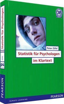 Statistik für Psychologen im Klartext von Peter Zöfel (2003, Taschenbuch)