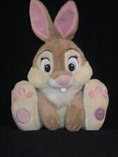 "Disney Miss Bunny Plush Thumper Girlfriend Bambi Easter Rabbit Medium 14"""