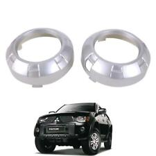 08-2010 FIT Mitsubishi L200 Triton Plus Fog Lamp Cover Trim Sliver 1Pc