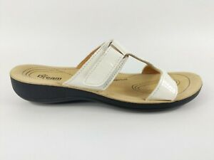 Dream By Flyflot White Patent Leather