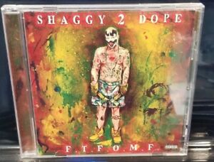 Shaggy 2 Dope - F.T.F.O.M.F. CD insane clown posse icp psychopathic records solo