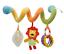 miniature 6 - Bebe-activite-spirale-Hanging-jouet-poussette-landau-poussette-Literie-Siege-Voiture-Bebe-UK