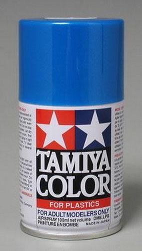 tamiya ts54 light metallic blue spray paint can 3 oz 100ml ebay