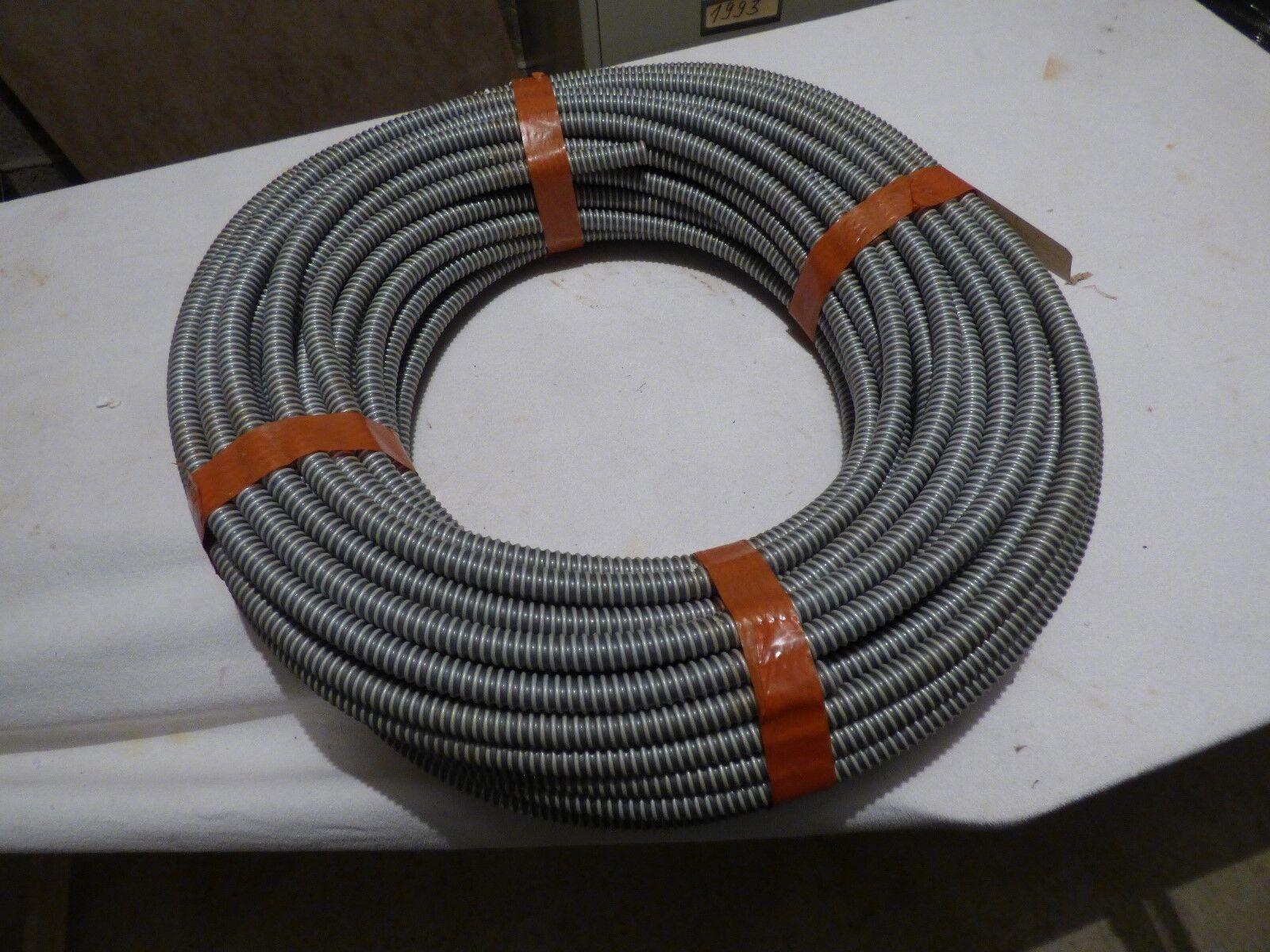 Leerrohr 50 Meter Flexa Spiralschlauch 15x10mm Art.Nr. 0200.101.010 PG9 NEU | Vollständige Spezifikation