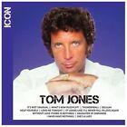 Icon by Tom Jones (CD, Oct-2013, Universal)