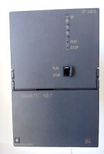SIEMENS S7 CP 343-5 6gk7343-5fa00-0xe0 simatic net CP 6gk7 343-5fa00-0xe