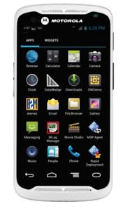 Zebra Motorola TC55 Handheld Mobile Device Andro Scanner Symbol