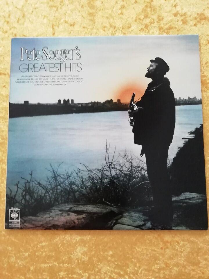 LP, Pete Seeger, Pete Seegers Greatest Hits