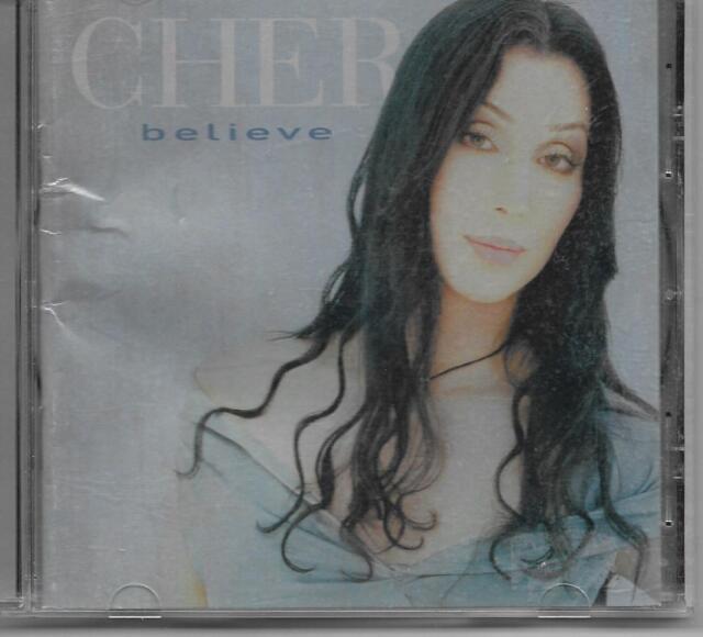 CHER: Believe (CD, 1998)
