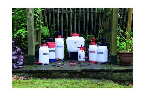 New Spear And Jackson Pump Sprayer Garden Action Pressure Plant Spray Bottle 5L