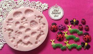 Strawberry FDA fruit   Silicone Mold Food Safe Cake Decoration Candy Cupcake