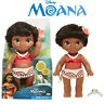 Disney Young Moana Action Figures Bathtime Adventure Doll Kid Water Play Set Toy