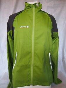 Lafuma-Servoz-Ladies-Windbreaker-Body-Warmer-Combo-Jacket-Green