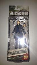 "THE GOVERNOR TRENCHCOAT Walking Dead AMC TV McFarlane Toys 5/"" Figure"