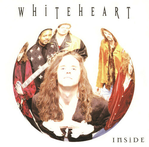 WhiteHeart - Inside [New CD] Manufactured On Demand