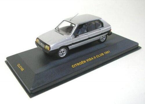 Citroen Visa II Club 1981 1:43