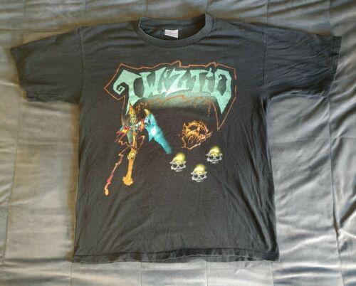 Twiztid Mostastless Axe Skull T-shirt
