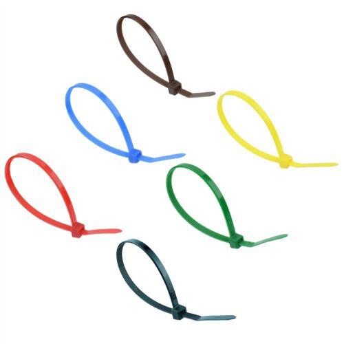 Envolturas de nylon Bridas amarra-Varios Colores y Tamaños