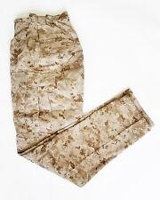 USMC DESERT DIGITAL MARPAT  Pants Trousers PERIMETER INSECT GUARD Small-XL, NEW