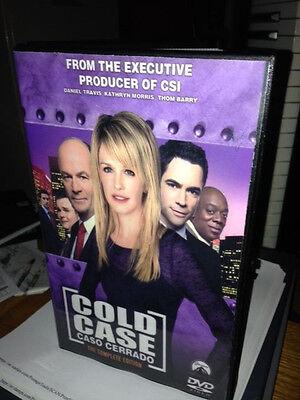 COLD CASE DVD SERIES 1-7 43 DVDs BOXED SET | eBay