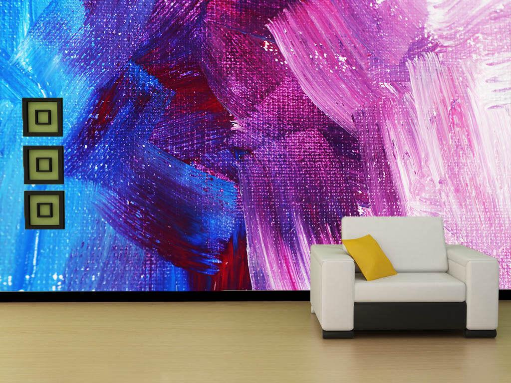 3D Beau Peinture 6 Photo Papier Peint en Autocollant Murale Plafond Chambre Art