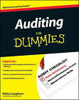 Auditing For Dummies by Maire Loughran (Paperback, 2010)