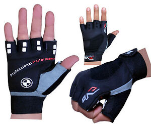 EVO-Fitness-Cycling-Gloves-Gym-Weightlifting-gloves-Bodybuilding-Gym-Straps-Gear