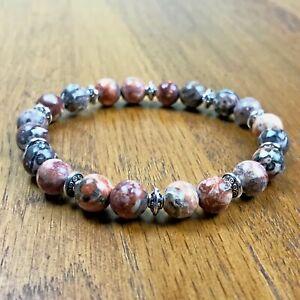 bracelet pierre naturelle lithotherapie femme