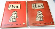 1938 THE STORY OF EBIRD 13 yr old author/illustrator1st ed in dj endearing pup