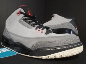 jordan 3 stealth grey