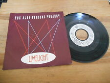 "7"" Pop Alan Parson's Project - Limelight / Urbania (2 Song) ARISTA / GERMANY"