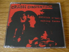 CD Single: Crash Convention : Patrick O'Neil / Making Faces