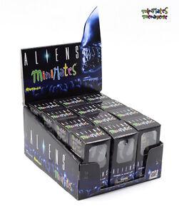 Aliens vs Marines Minimates Series 1 Counter Dump Sealed Case of 12