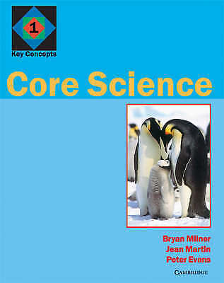 Core Science 1: Key Concepts (No.1)-ExLibrary