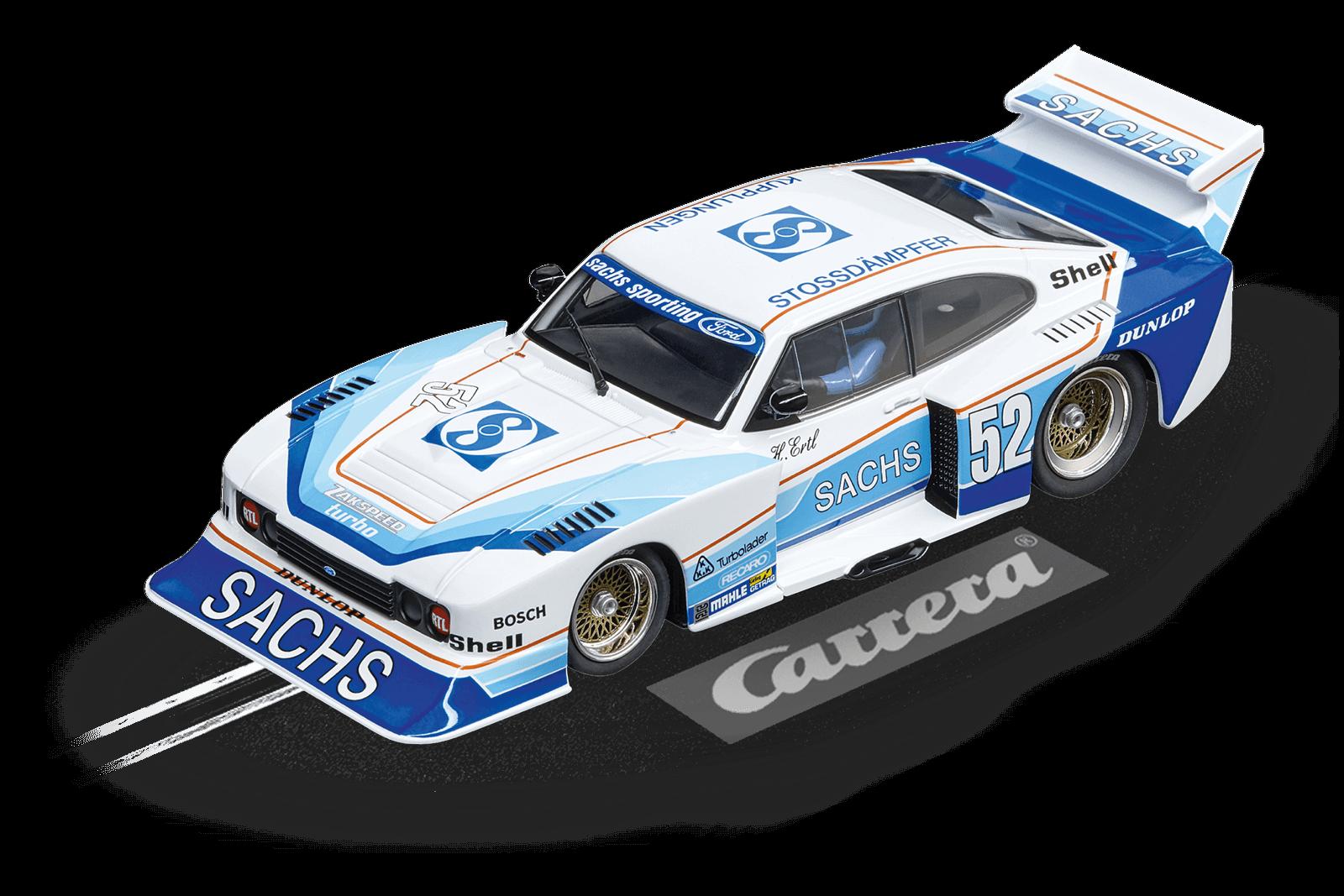 TOP Tuning   Carrera Digital 132  -  Ford Capri Turbo   Sachs, No.52   30831
