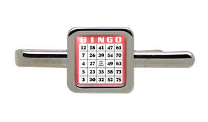 Bingo-Carte-Carre-Cravate-Pince
