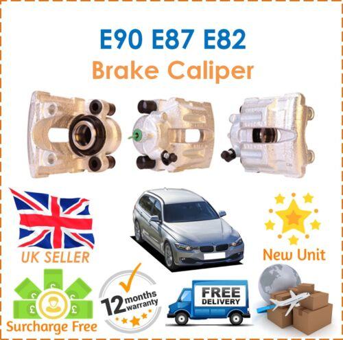 POUR BMW 1 3 E87 E82 E90 Série Arrière Côté Conducteur étrier de frein 34 21 6 768 698