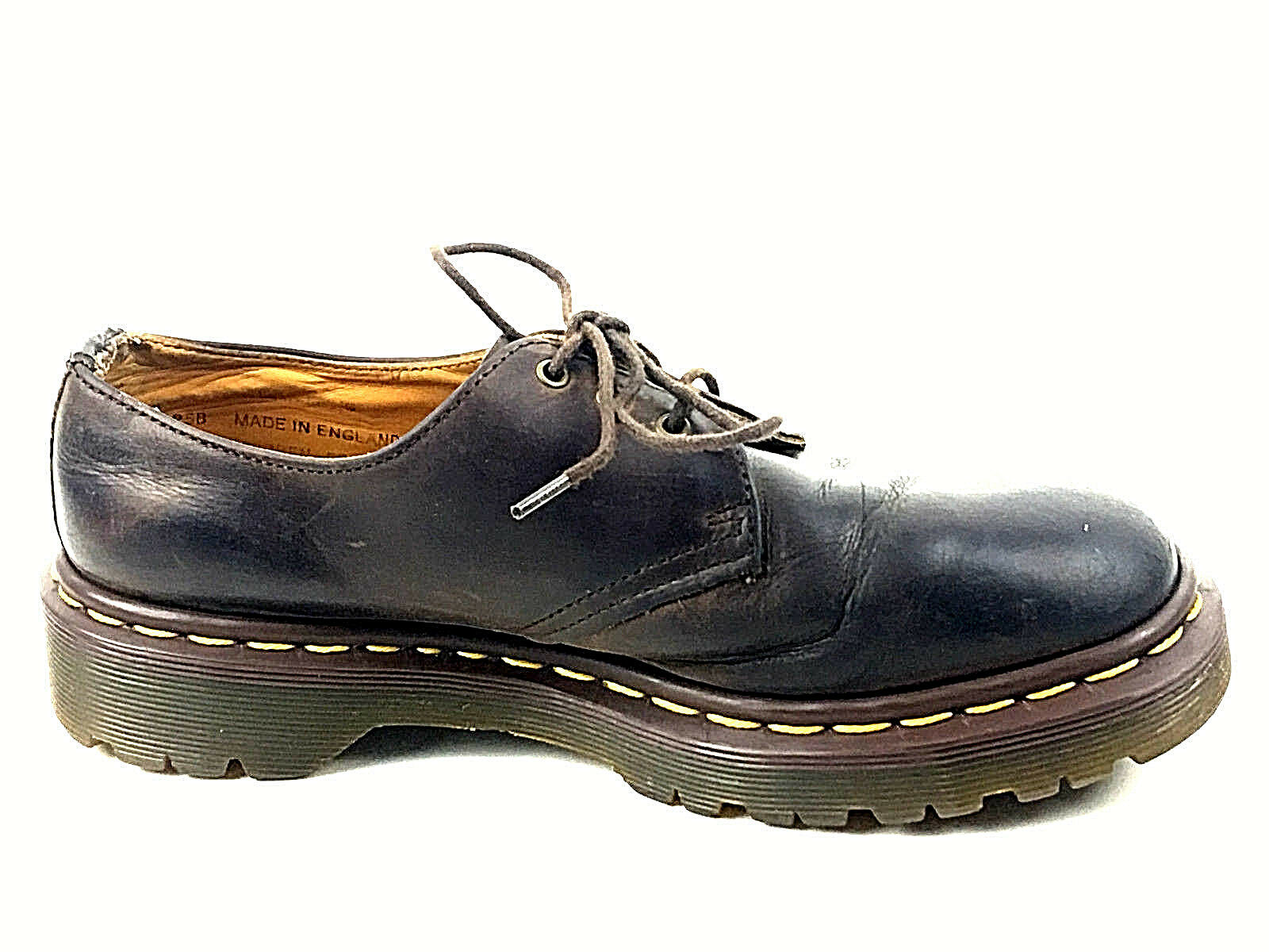 Dr. Martens Made in England BEN Unisex BrownLeather BrownLeather BrownLeather shoes Size UK.5 2abe07