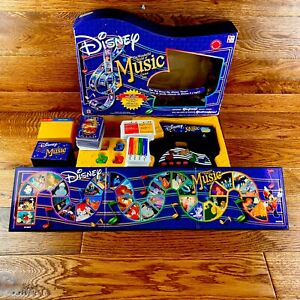 Disney-The-Wonderful-World-of-Music-Board-Game-Electronic-Melody-Maker-VGC