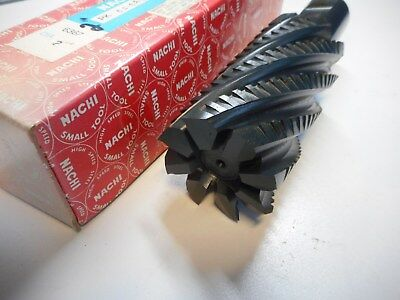 "Nachi Pk40-8 1-1//4/"" Square End Roughing End Mill 2/"" Length of Cut HSS//Cobalt"