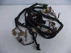 Details about YAMAHA XS650 HS WIRING HARNESS XS650 HS 1981 on