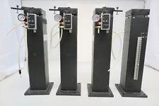 4 Genuine Newport I Vh 4205 Optical Table Vibration Isolators 20h X 4w Legs