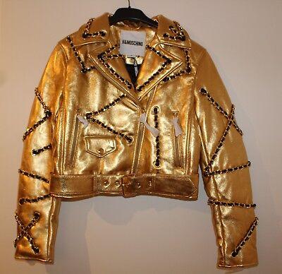 Adidas Originals X Run DMC Leather Sleeve Bomber Jacket