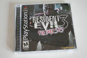 Resident-Evil-3-Nemesis-US-VERSION-Playstation-1-PS1-Capcom-1999