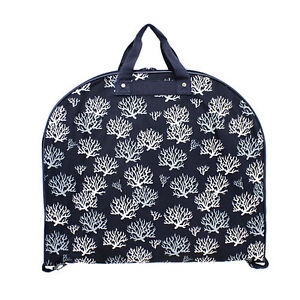 Cheer Dance Travel Luggage Tote Blue