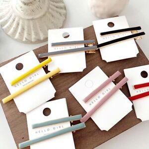 Fashion-Acrylic-Set-Hair-Clip-Barrette-Stick-Hairpin-Hair-Accessories-Gift-z