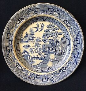 England-Plate-to-Chinese-J-C-and-TH-China-China