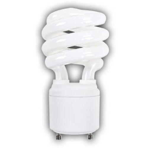 23 Watt  Compact Fluorescent Light Bulb GU24 Base