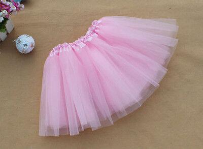 Chic Women/Adult Fancy Dancewear Tutu Pettiskirt Princess Prom Skirts Mini Dress